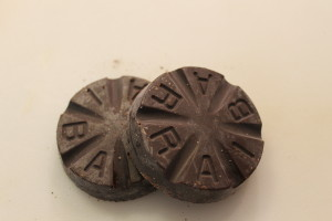 Mexican Chocolate disks