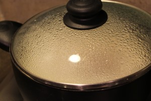 The boiling pot.