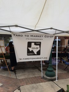 Yard to Market Co-Op. This is the first time I've seen them.