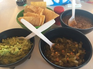 The chips & salsa course